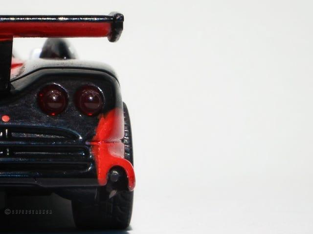 Teaser untuk penamat La Le Mans