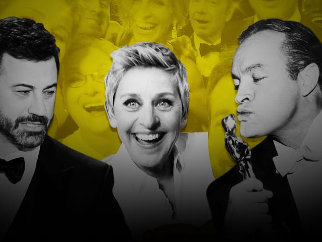 What makes a good Oscar host?
