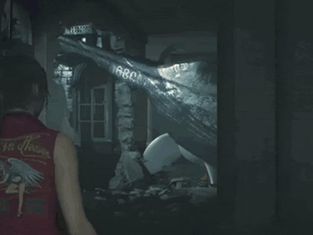 HONK! Someone Modded The Goose Into Resident Evil 2