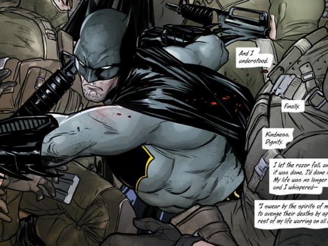 Tom King's Next DC Comics Project Will Explore Superhero PTSD