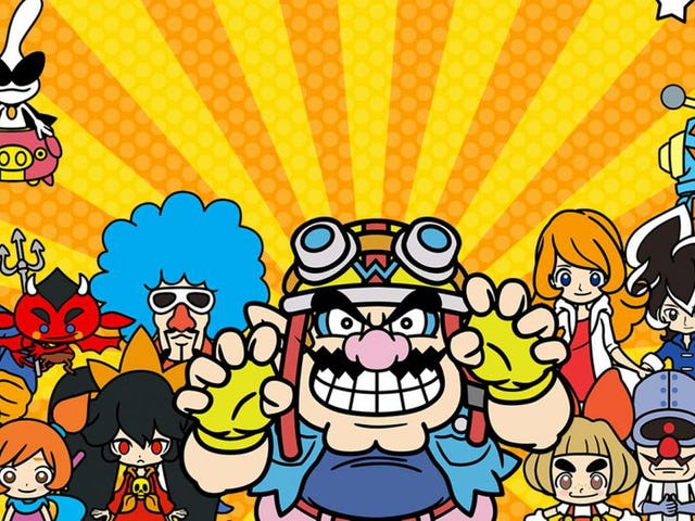 WarioWare Gold Features Fully Voiced Dialogue, Including Your Own!