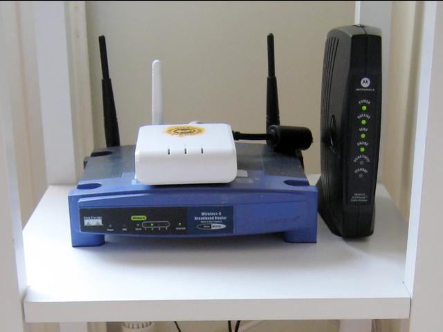 古いルーターでWi-Fiネットワークを拡張する方法