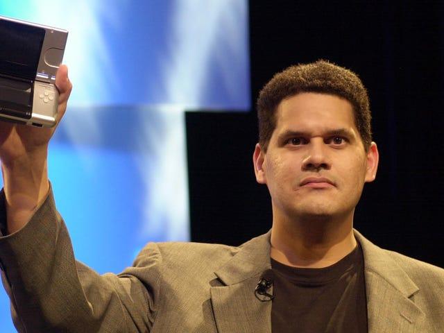 How Reggie Fils-Aime Became A Nintendo Legend