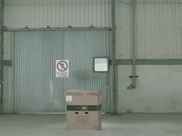 <i>Meal Gear Solid</i> Fan-film handler om pappkartonger