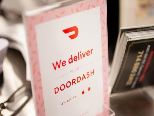 Einige Chase-Karteninhaber erhalten jetzt eine kostenlose DoorDash-Lieferung