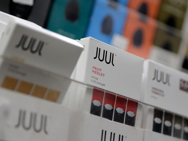 The Great Final Battle Over Your Juul Has Begun
