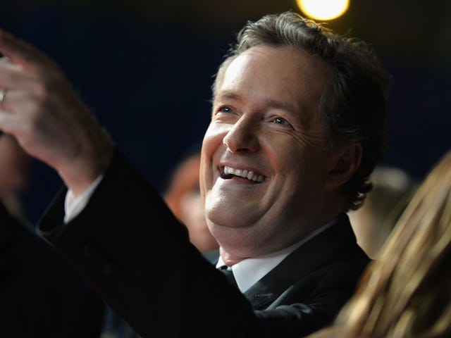 Piers Morgan and vegan sausage roll in 2019's first insufferable Twitter squabble