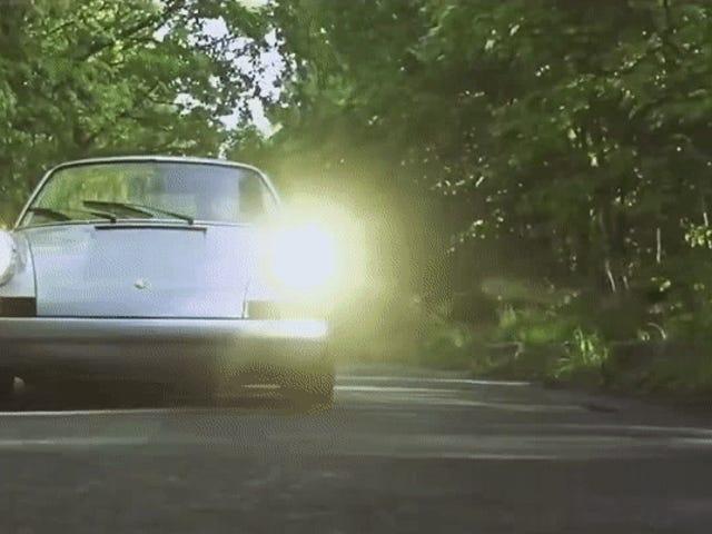 ปอร์เช่ 911 สร้าง Hush-Hush Hush-Hush สุดยอดแห่งความสมบูรณ์แบบของรถยนต์