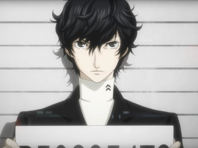 Fans Are Freaking Out Over Persona 5 Hero's Newest Look