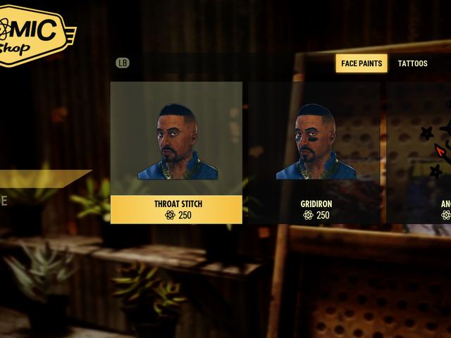 Εδώ είναι το κατάστημα πραγματικού χρήματος του <i>Fallout 76's</i> μοιάζει τόσο μακριά