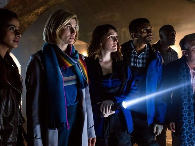 Doctor Who Series 11 - Resolution Review