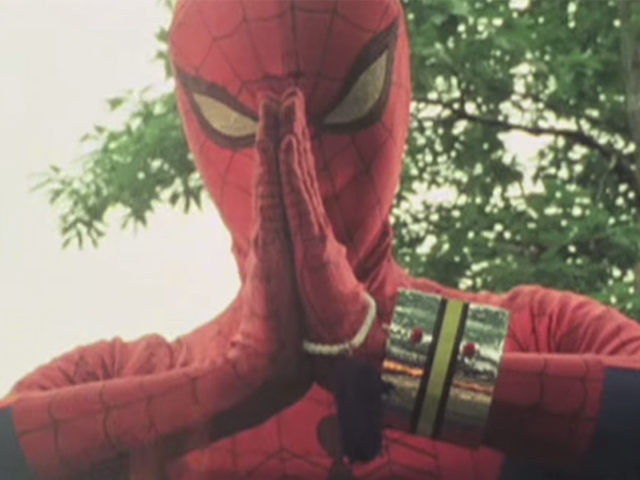 Happy 40th Anniversary to Hell's Greatest Emissary, Spider-Man