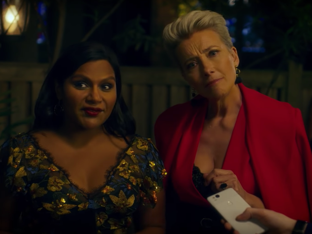 Mindy Kaling and Emma Thompson Try to Make Late Night TV Less White in New Film