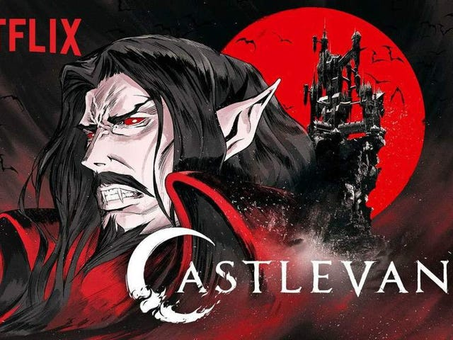 Netflix's Castlevania Season 2 is a Hellishly Good Time