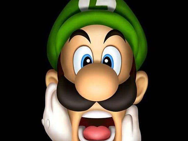 The Original Luigi's MansionIs Coming To 3DS In 2018