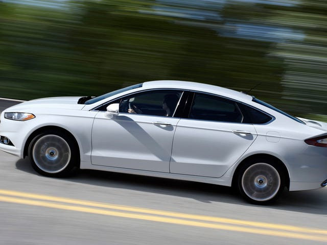Ford Recalls 550,000 Fusions and Escapes Over Possible Rollaway Risk