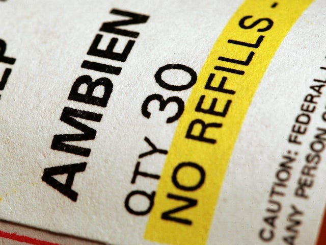 Τα ναρκωτικά ύπνου όπως το Ambien θα λάβουν μια νέα προειδοποίηση της FDA για δυνητικά θανατηφόρες παρενέργειες