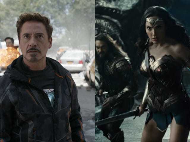 Mark Millar Has an Interesting Theory About Why Marvel Movies Work and DC Movies Don't
