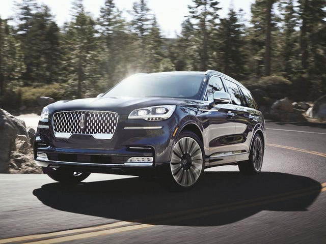Here's the full price breakdown for the 2020 Lincoln Aviator