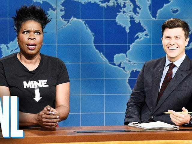 Leslie Jones On Abortion Bans: 'You Can't Make Me Small or Put Me in a Box'