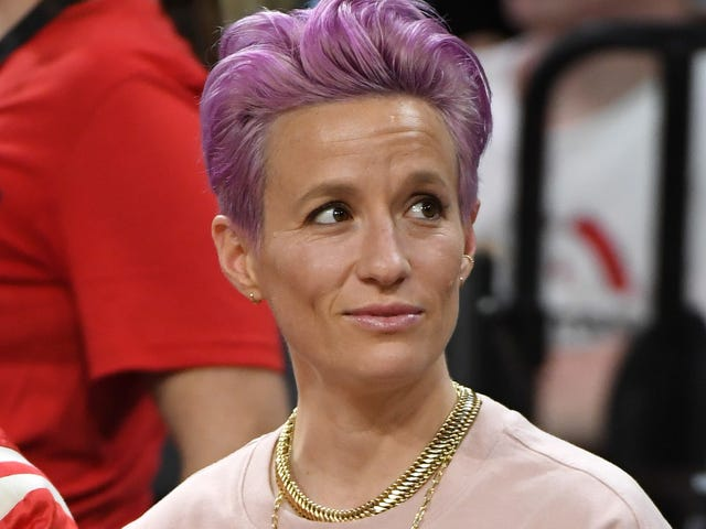 Megan Rapinoe Is Very Clear About What U.S. Women's Soccer Needs: More Money