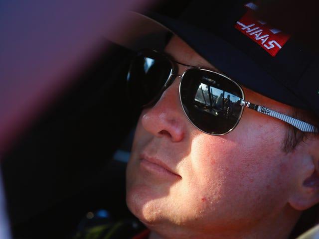 NASCAR Drive da Busch pode estar no limbo se for acusado de agressão doméstica