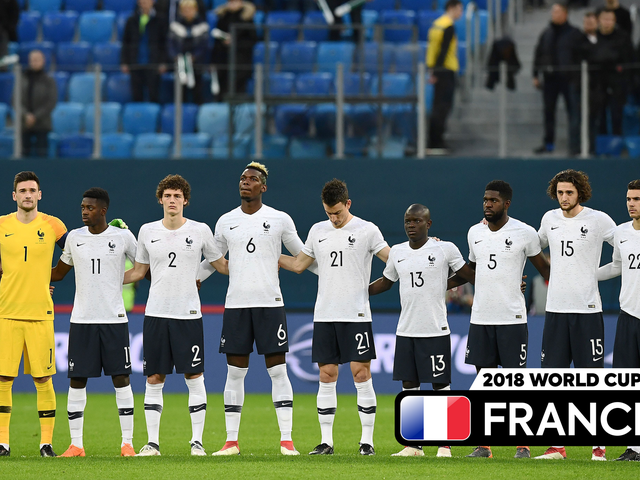 France Have All The Talent In The World, They Just Need To Figure Out How To Use It