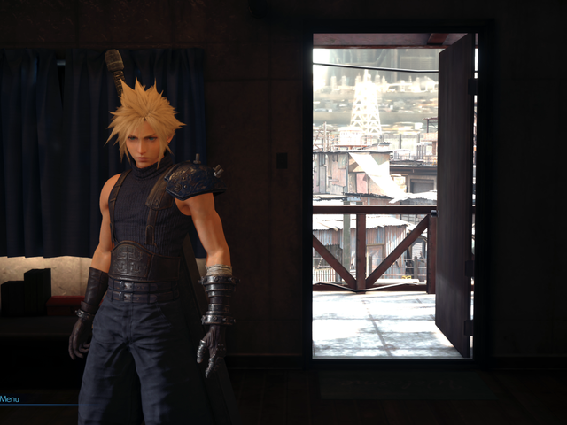 Cloud Can't Close Doors