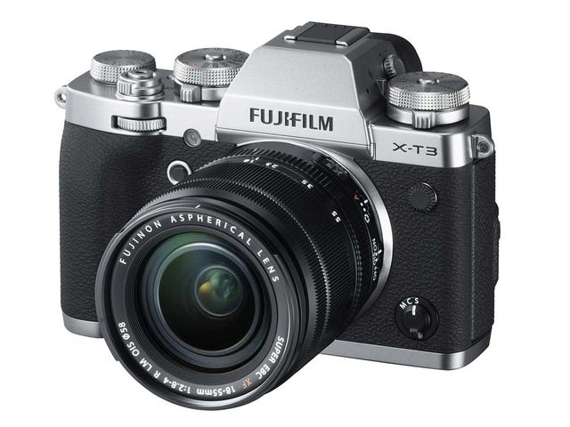 Fujifilm's X-T3 Chases Even Better Video While Fixing the Two Biggest Issues About the X-T2