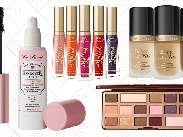 Get Fan-Favorites or Try New Things With This Too Faced Cosmetics Sale