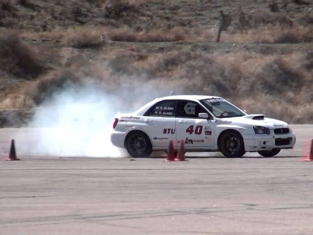 Shameless autocross plug