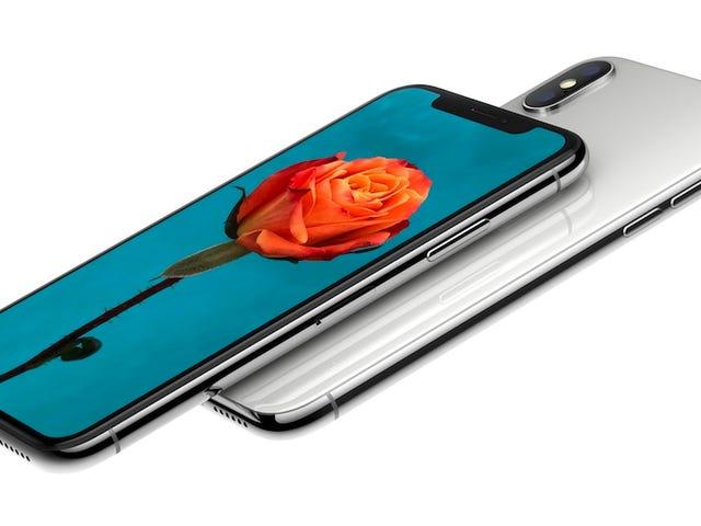 Se filtran los benchmarków dla iPhone'a X: czy to w przypadku MacBooka Pro, czy też dla Galaxy S8?