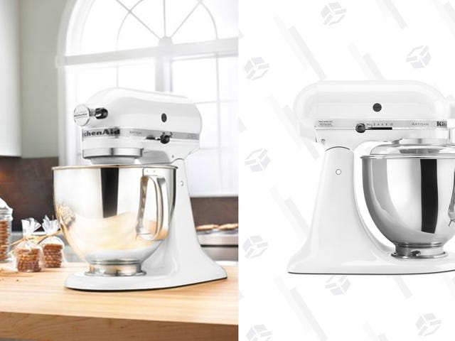 Finally Get Yourself A KitchenAid Mixer With This Walmart Discount