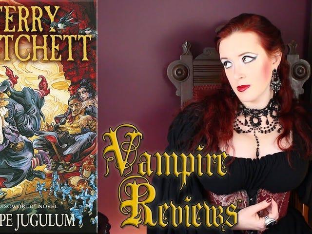 Vampire Reviews se penche sur Carpe Jugulum