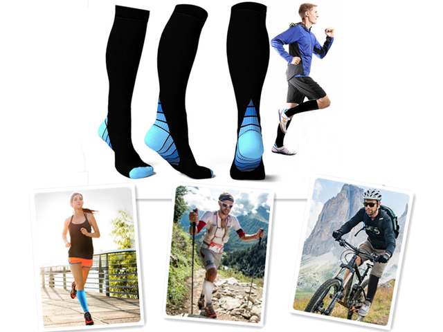 Compression Socks for Men & Women $6.99