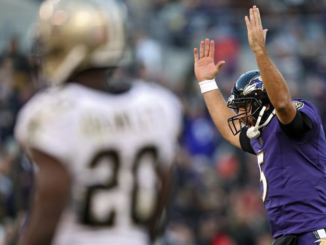 Joe Flacco biasa membeli tilam dari Brother Sean Payton Down The Jersey Shore