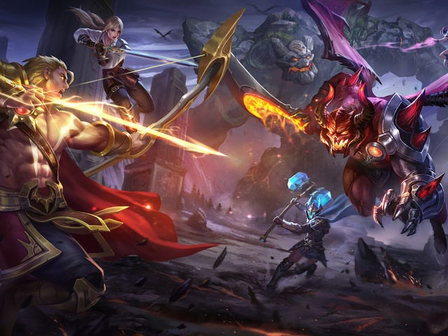 One Of The Most Popular Mobile Games In The World Comes To North America