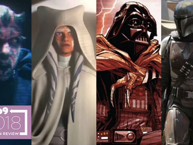 The 15 Best and Most Shocking Star Wars Moments of 2018