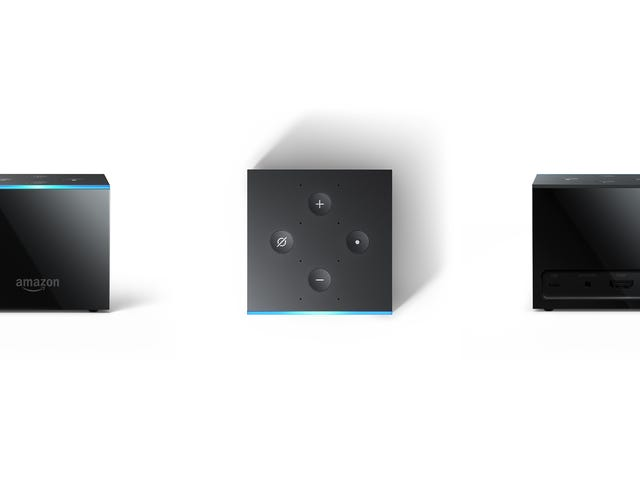 The Amazon Fire TV Cube Is Another Alexa-Powered Curiosity