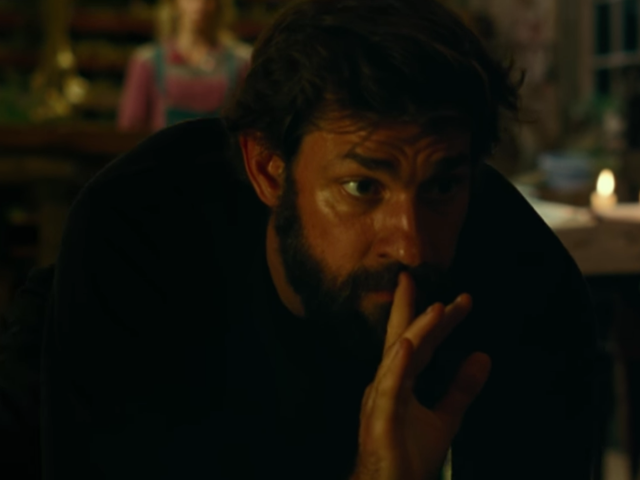 Debut Teaser for A Quiet Place Is Frighteningly Silent
