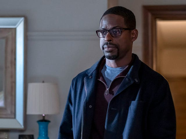 This Is Us: Sterling K. Brown Gives Us a Peek Behind the 'Clouds' of Randall Pearson's Anxiety
