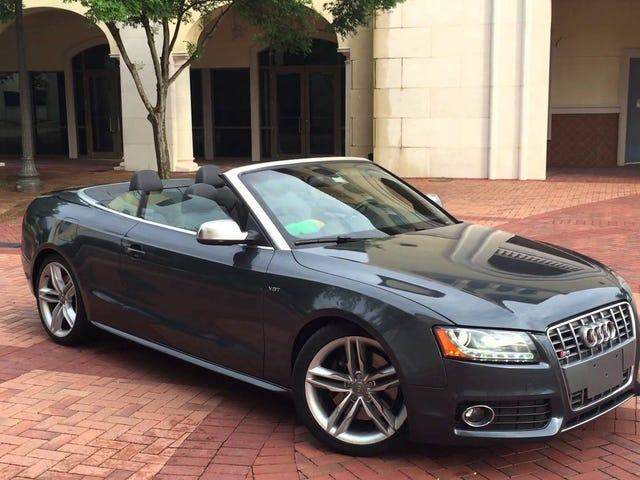 Σκέψεις / Εμπειρίες με το Audi S5 2010;