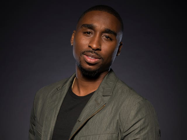All Eyez on Me Star Demetrius Shipp Jr. on Being Tupac, a Role He Seemed Destined to Play