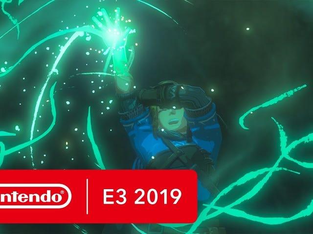 Super Smash , Animal Crossing y un nuevo Zelda : los mejores anuncios de Nintendo en la E3 2019