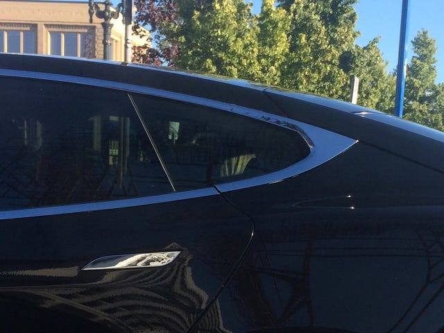 Model S For S-thetics