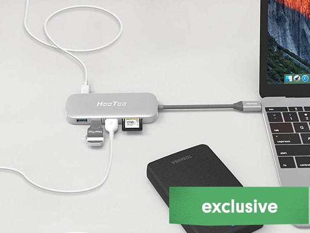 Give Your Mac Its Ports Back With This Affordable USB-C Hub [Exclusive]