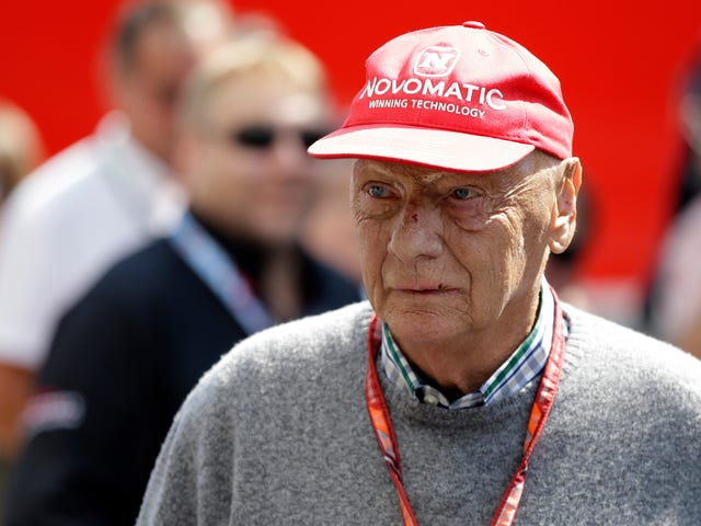 F1 Racing Legend Niki Lauda Has 'Improved Continuously' in the Hospital Since Lung Transplant