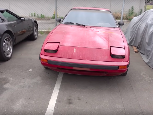 Here's What $400 Of Mazda RX-7 Gets You