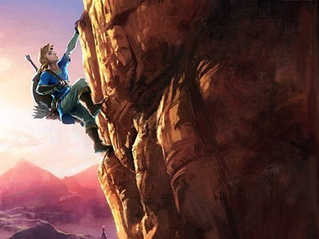 Pick Up The Legend of Zelda: Breath of the Wild For $48 With Amazon Prime Before It Sells Out