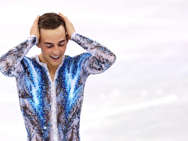 Welcome To The Adam Rippon Show